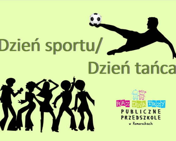 Dzień sportu/ dzień tańca