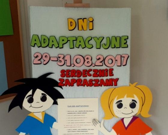 Program dni adaptycyjnych