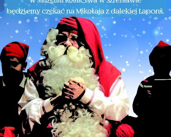 Spotkanie z Mikołajem z Rovaniemi