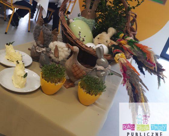 Wielkanoc w Przedszkolu Raz Dwa Trzy