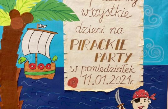 PIRACKIE PARTY